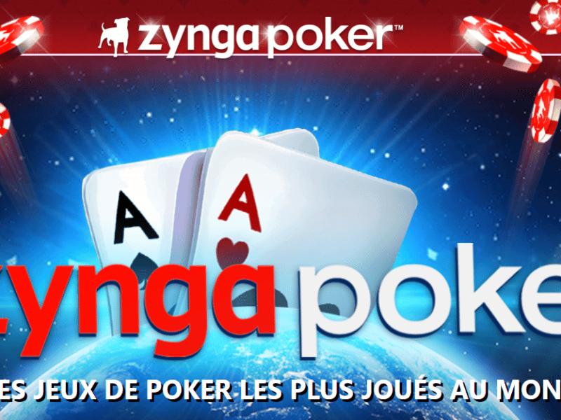 Qu'est-ce Zynga Poker et comment cela marche-t-il ?