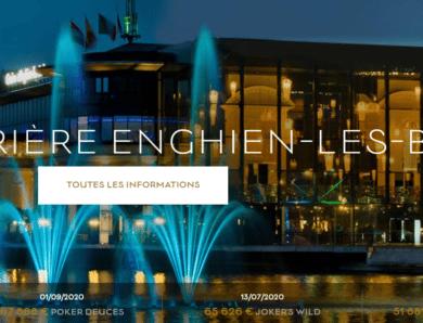 Casino Enghien les Bains : offre et atouts