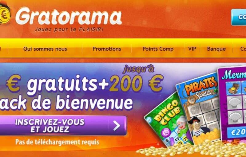 Gratorama : offres, avantages et inconvénients